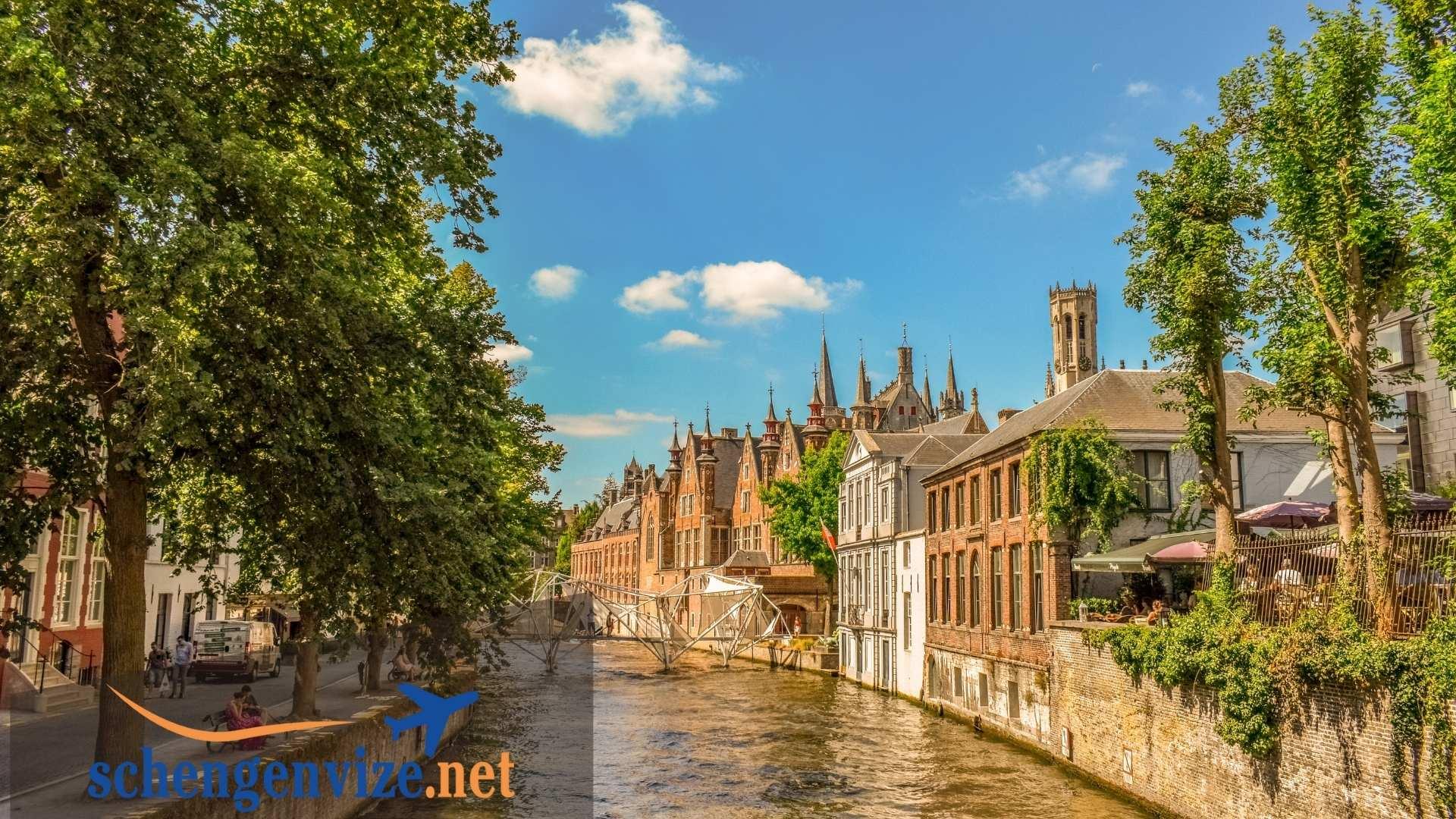 Belçika Turistik Vize Başvurularında Talep Edilen Evraklar
