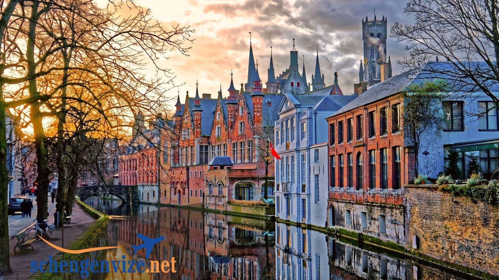 Belçika Turistik Vize Başvurusu