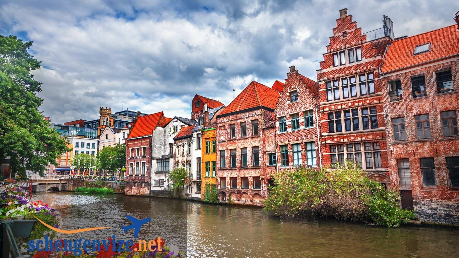 Belçika Turistik Vize; Schengen Vizesi