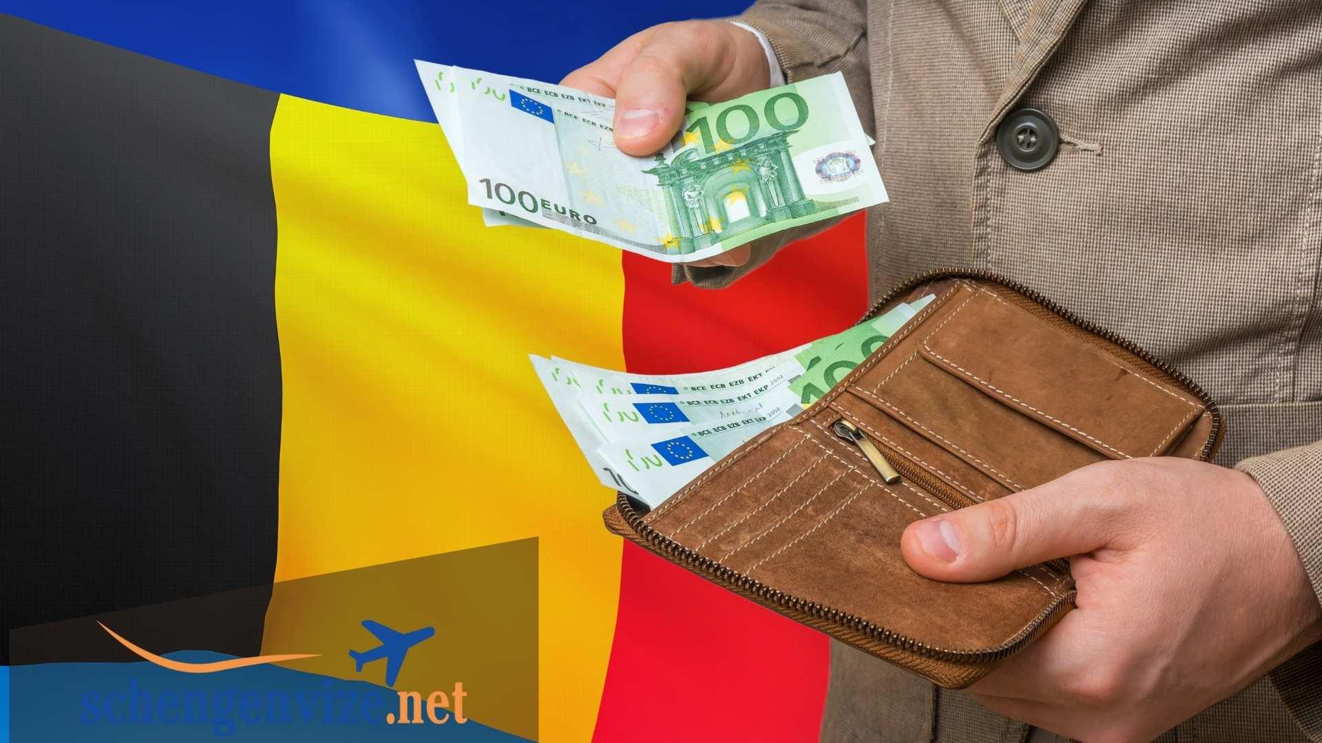 Belçika Vize Ücreti