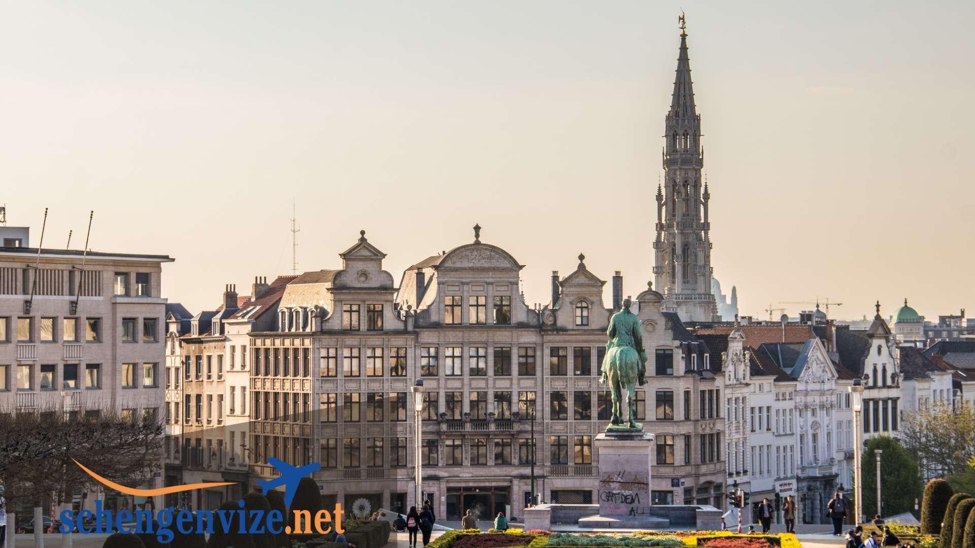 Belçika Vize Ücretini Öderken ve Başvuruda Bulunurken Dikkat Edilmesi Gerekenler