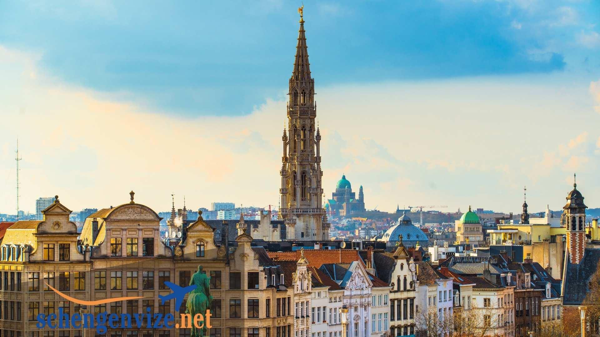 Belçika Vizesi için İstenilen Evraklar