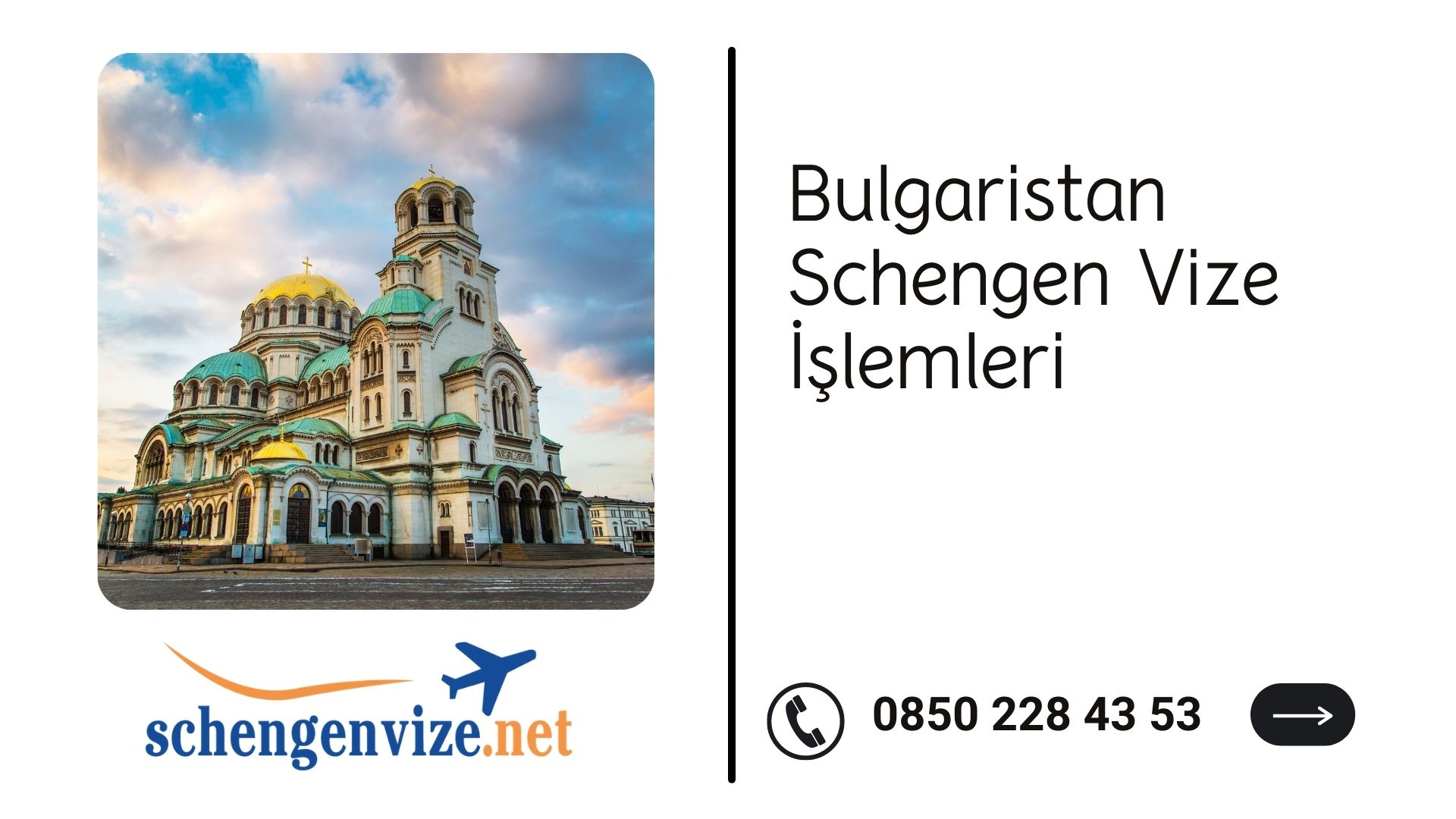 Bulgaristan Schengen Vize İşlemleri