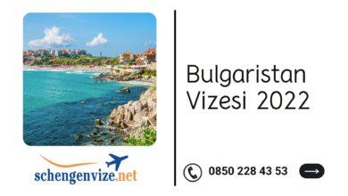 Bulgaristan Vizesi 2022