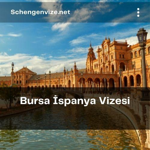 Bursa İspanya Vizesi
