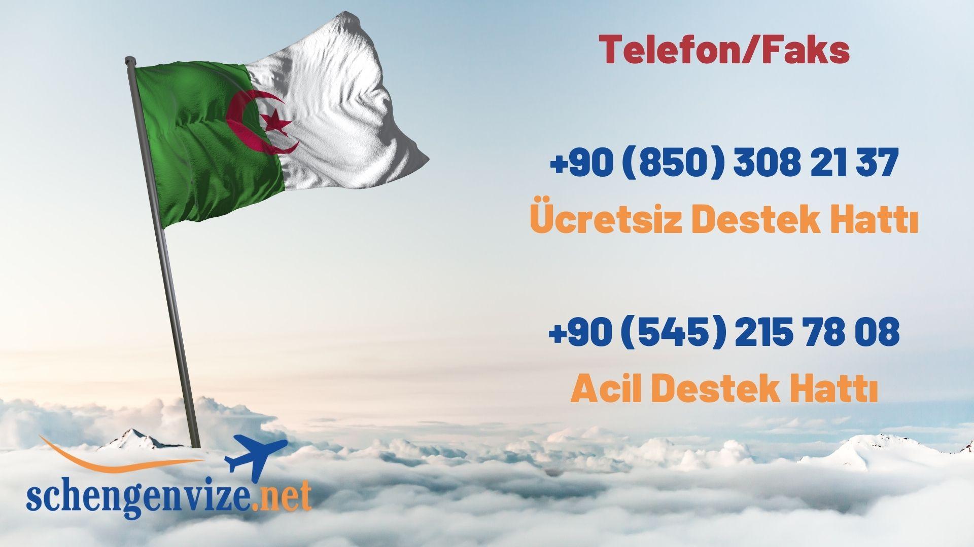 Cezayir Vize İstiyor Mu