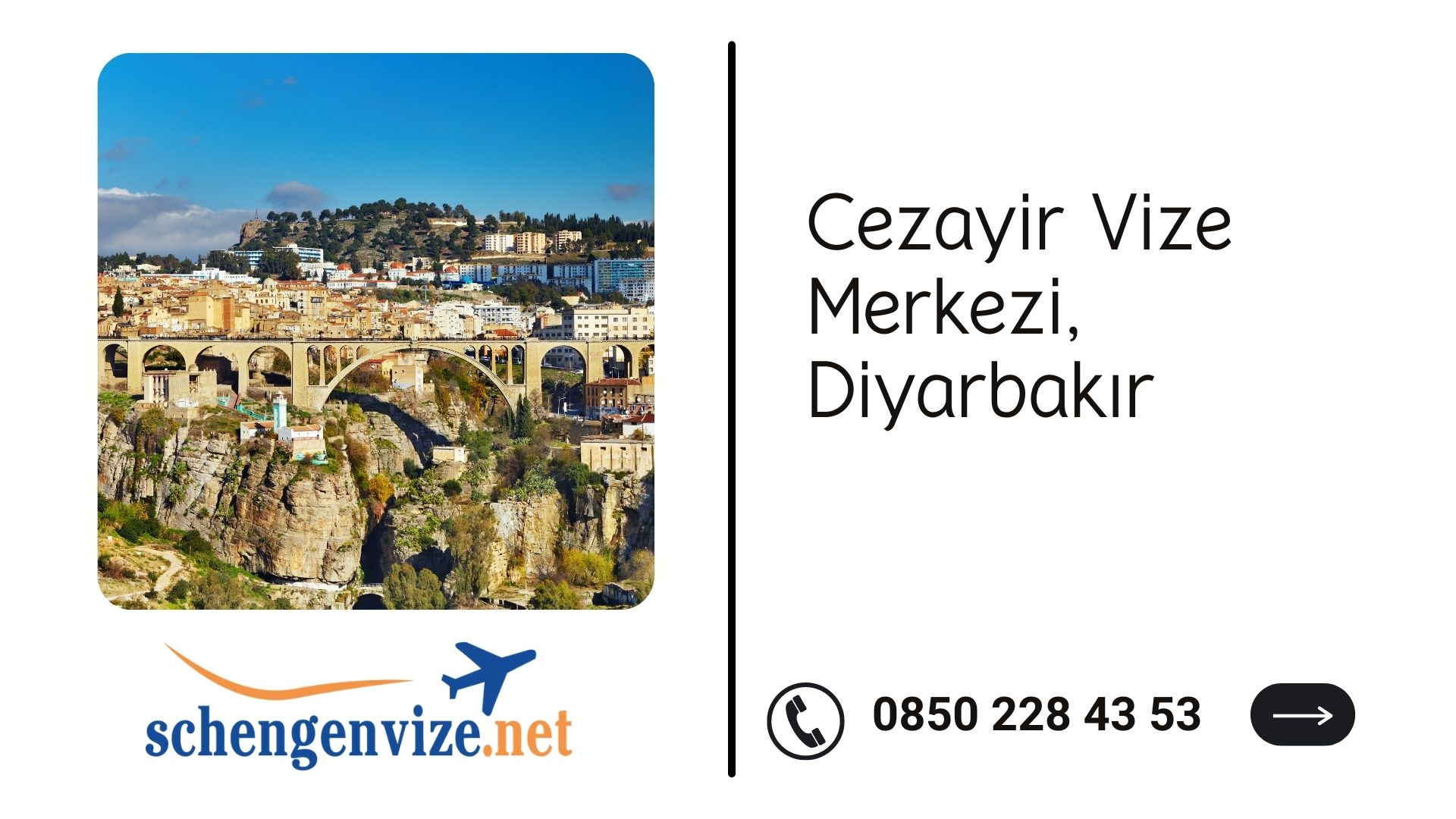 Cezayir Vize Merkezi, Diyarbakır