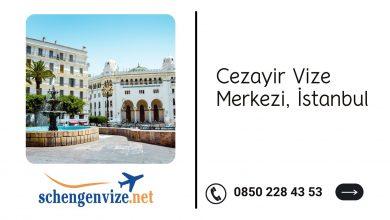 Cezayir Vize Merkezi, İstanbul