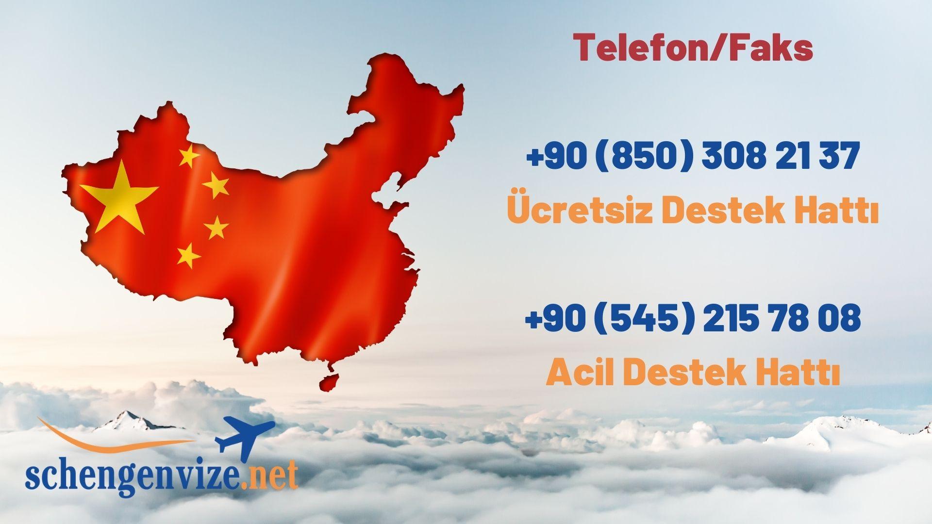 Çin Yeşil Pasaporta Vize İstiyor Mu