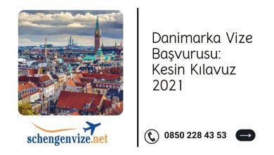 Danimarka Vize Başvurusu: Kesin Kılavuz 2021