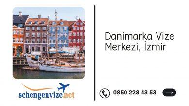 Danimarka Vize Merkezi, İzmir