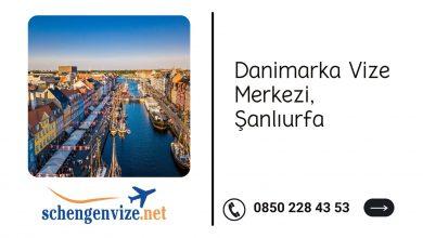 Danimarka Vize Merkezi, Şanlıurfa