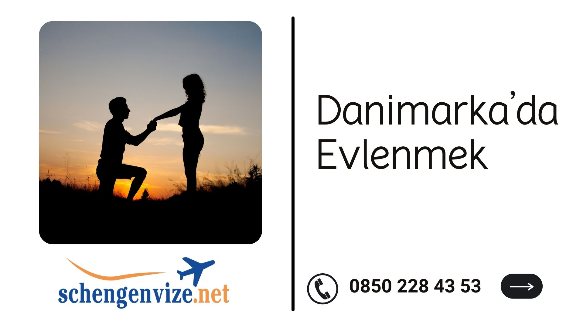 Danimarka'da Evlenmek