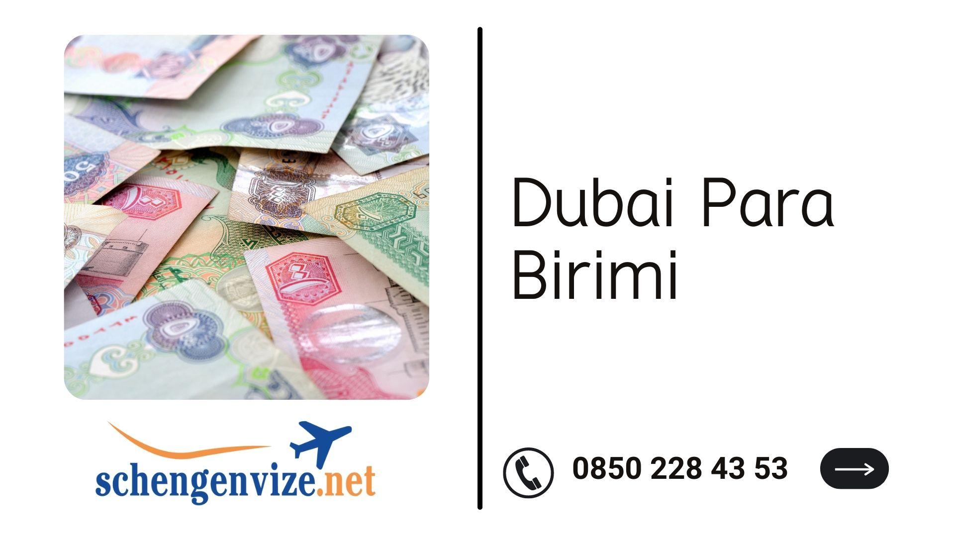 Dubai Para Birimi