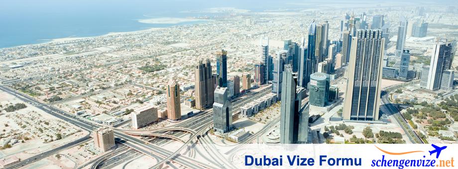 Dubai Vize Formu