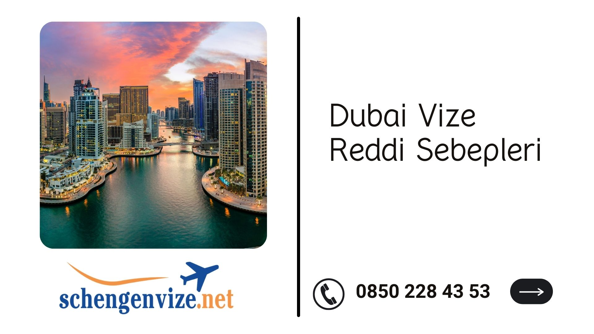 Dubai Vize Reddi Sebepleri