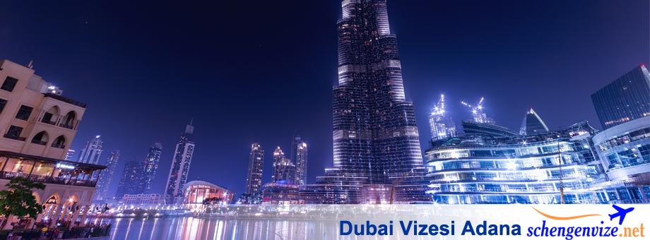 Dubai Vizesi Adana