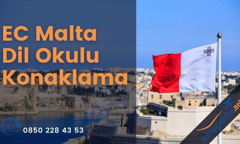EC Malta Dil Okulu Konaklama