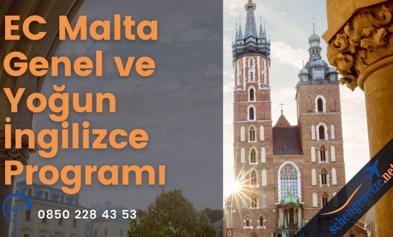 EC Malta Genel ve Yoğun İngilizce Programı