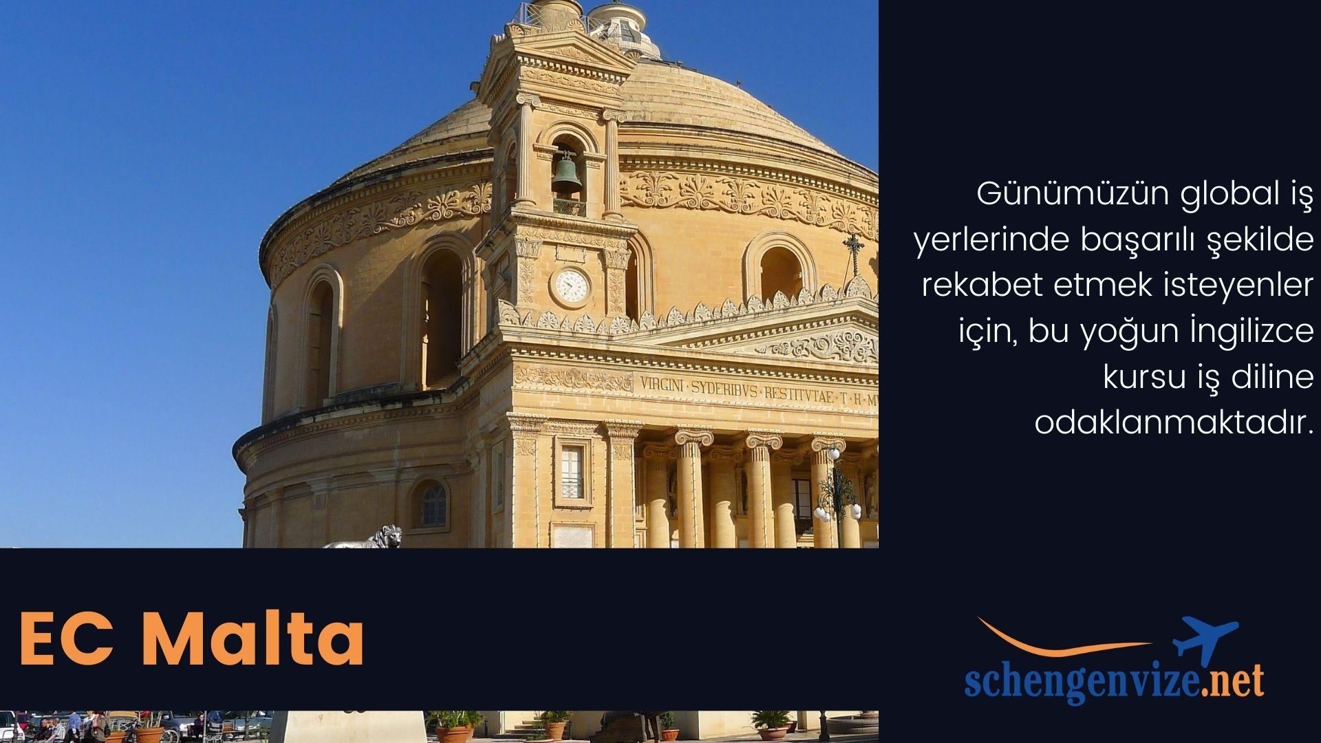 EC Malta İş İngilizcesi