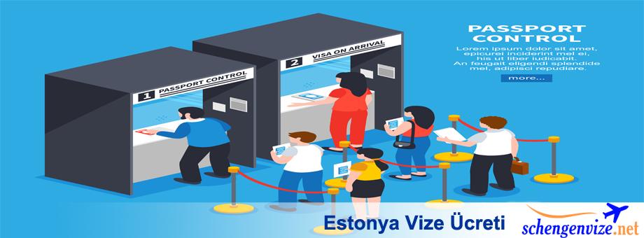 Estonya Vize Ücreti