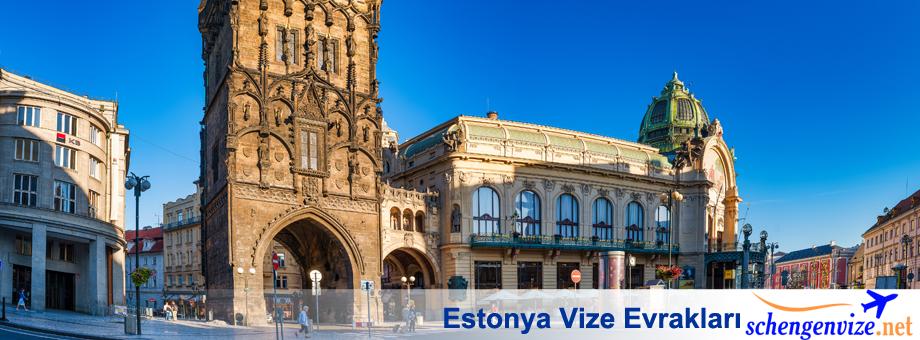 Estonya Vize Evrakları