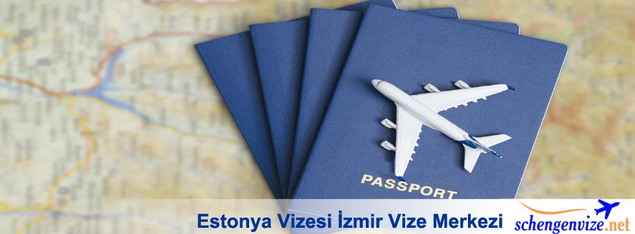 Estonya Vizesi İzmir Vize Merkezi