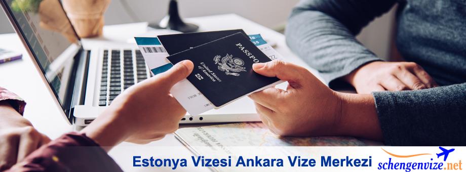Estonya Vizesi Ankara, Estonya Vizesi Ankara Vize Merkezi