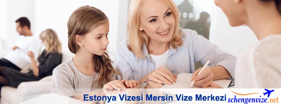 Estonya Vizesi Mersin Vize Merkezi