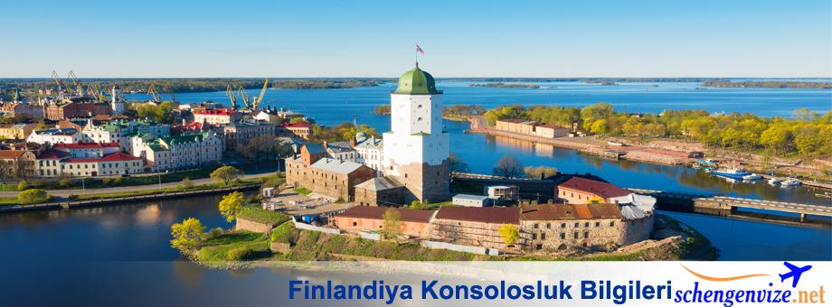 Finlandiya Konsolosluk Bilgileri