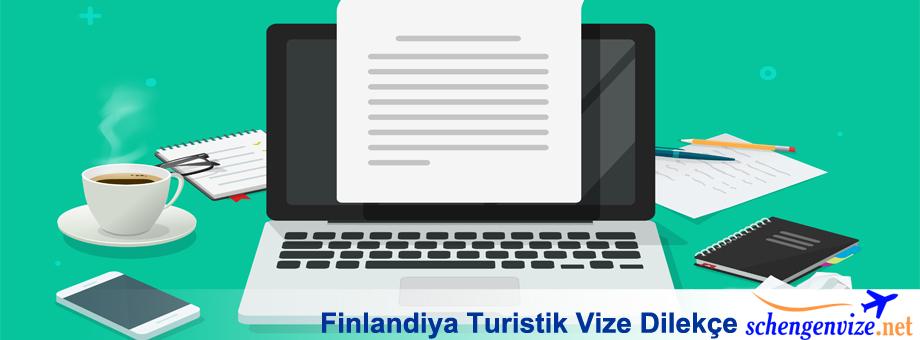 Finlandiya Turistik Vize Dilekçe