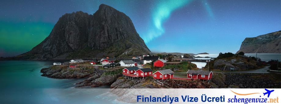 Finlandiya Vize Ücreti