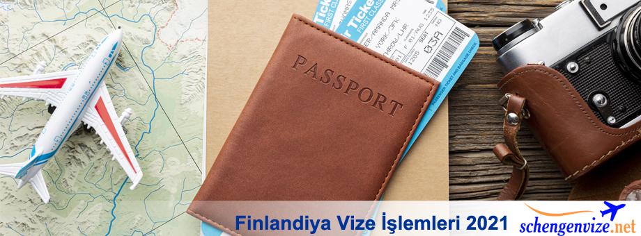 Finlandiya Vize İşlemleri 2021