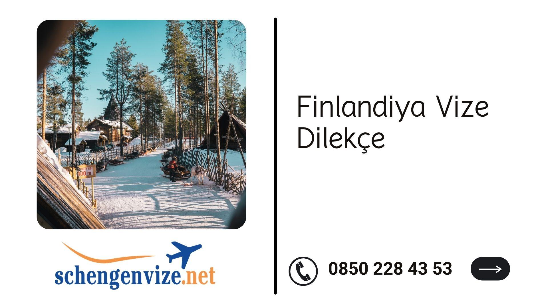 Finlandiya Vize Dilekçe