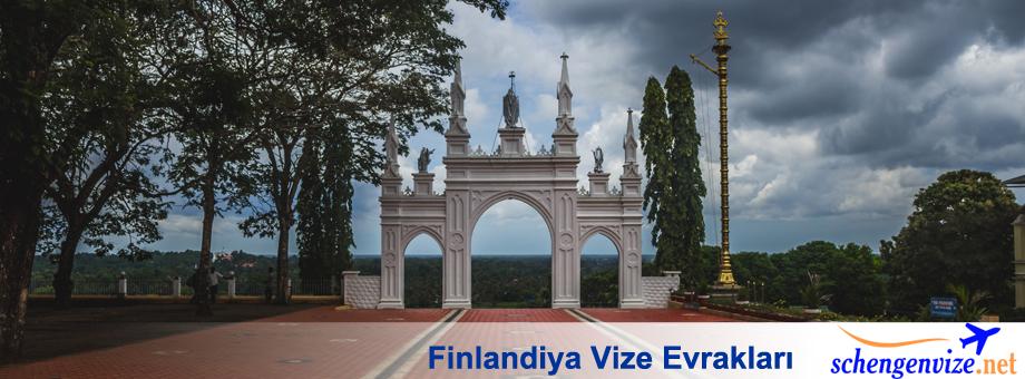 Finlandiya Vize Evrakları