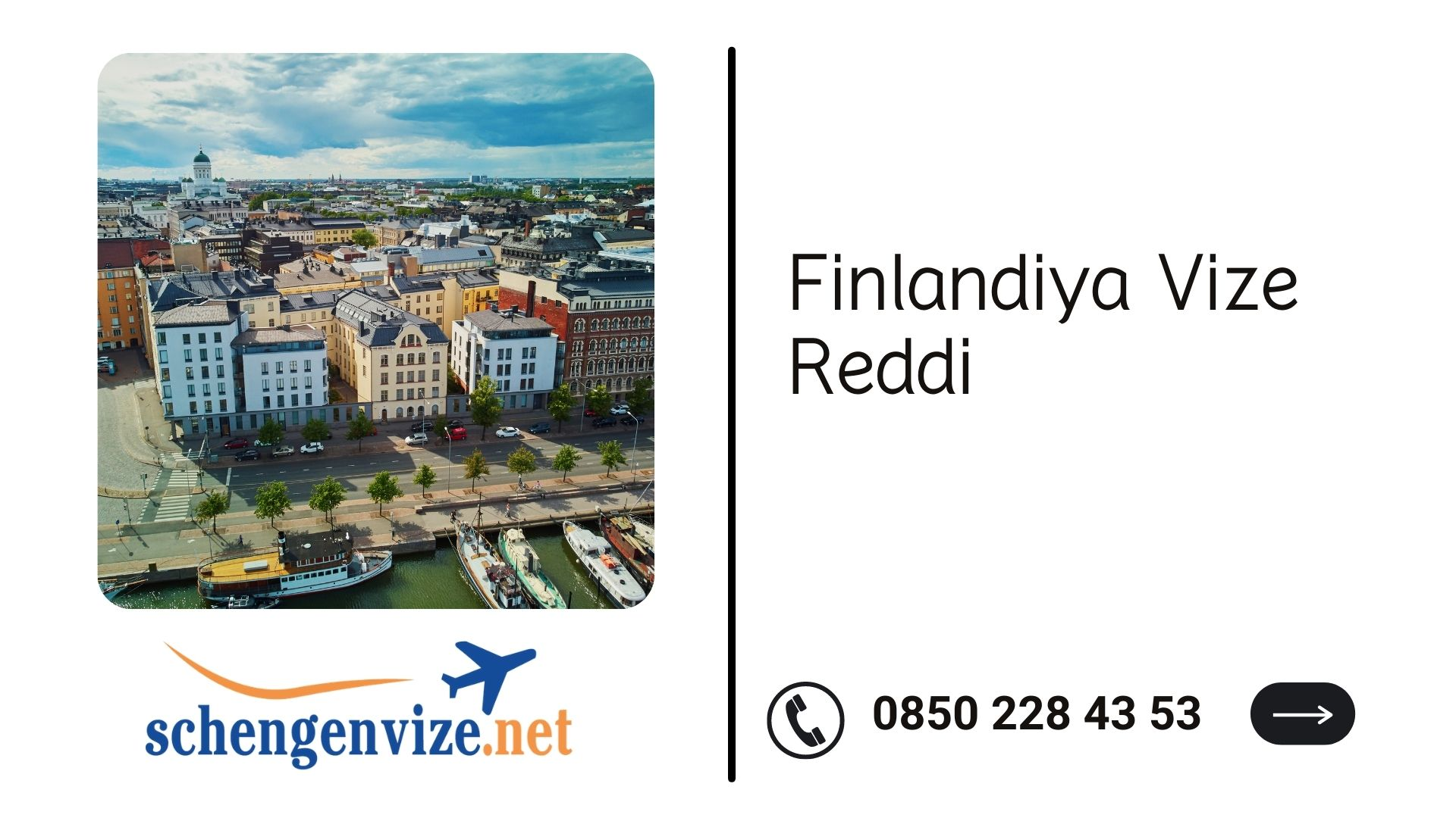 Finlandiya Vize Reddi