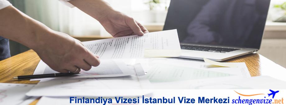 Finlandiya Vizesi İstanbul Vize Merkezi