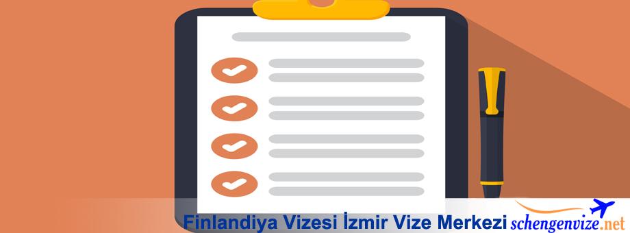 Finlandiya Vizesi İzmir Vize Merkezi