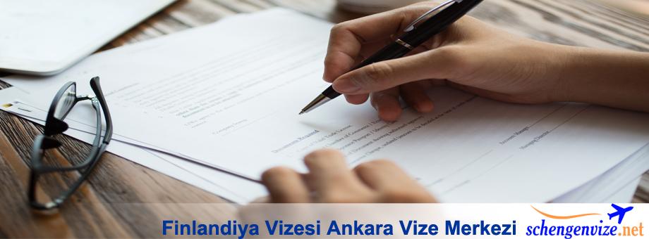 Finlandiya Vizesi Ankara Vize Merkezi