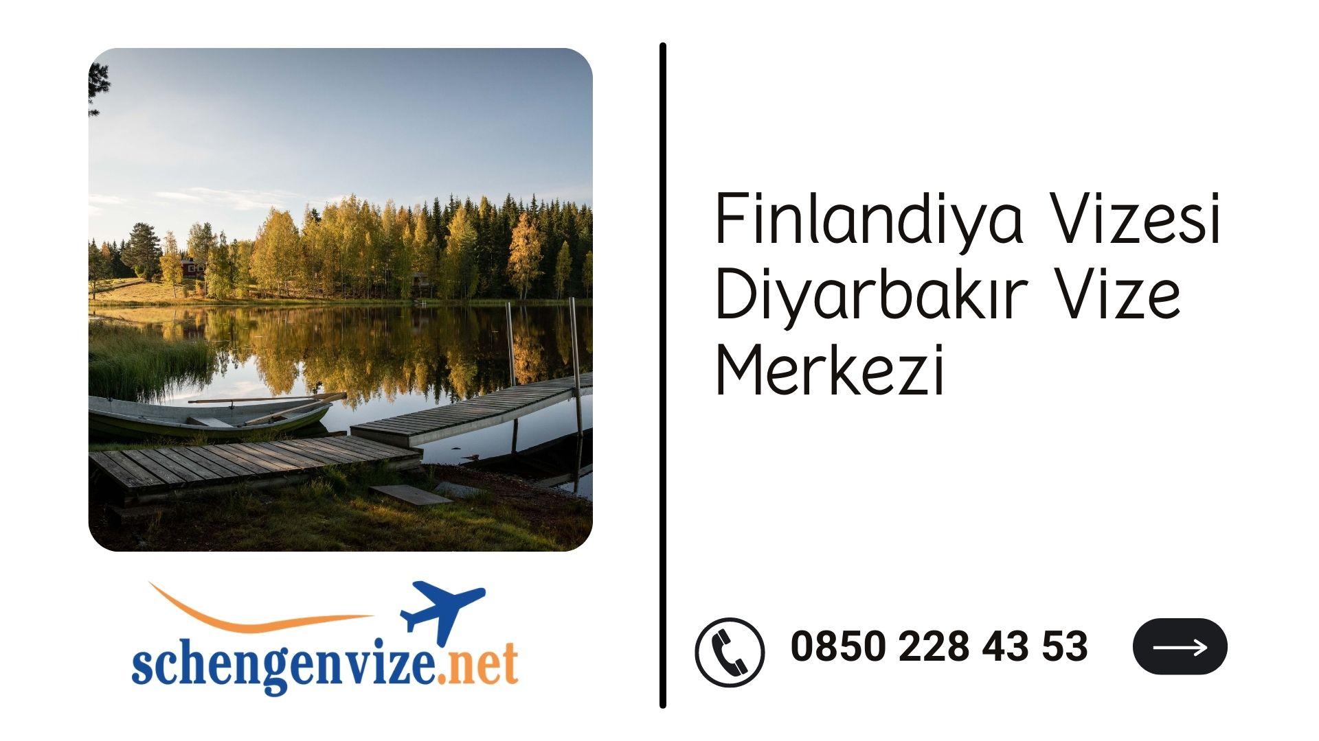 Finlandiya Vizesi Diyarbakır Vize Merkezi
