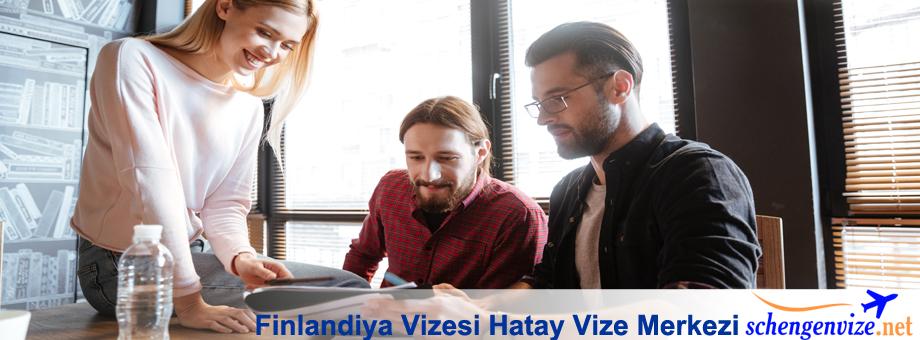 Finlandiya Vizesi Hatay Vize Merkezi