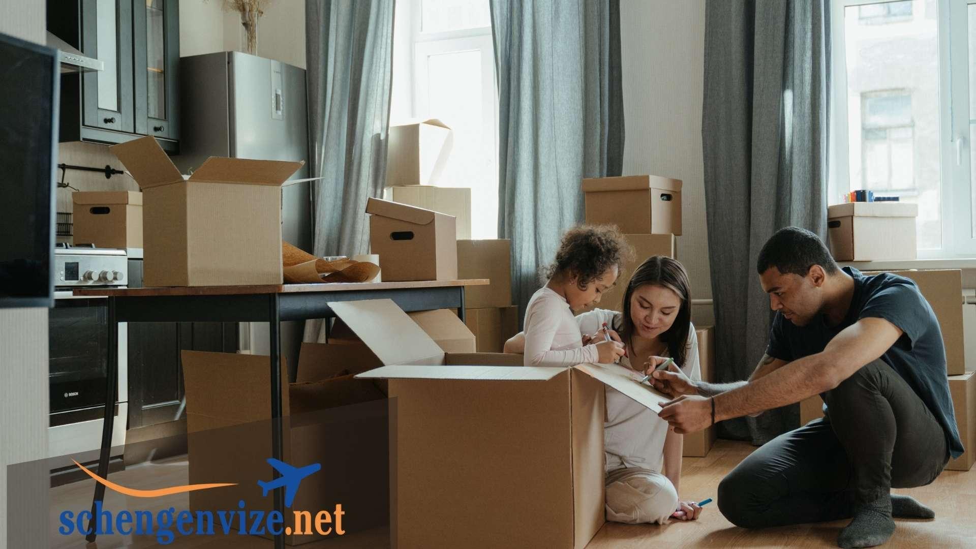 Fransa Aile Birleşimi Önemli Notlar 2021