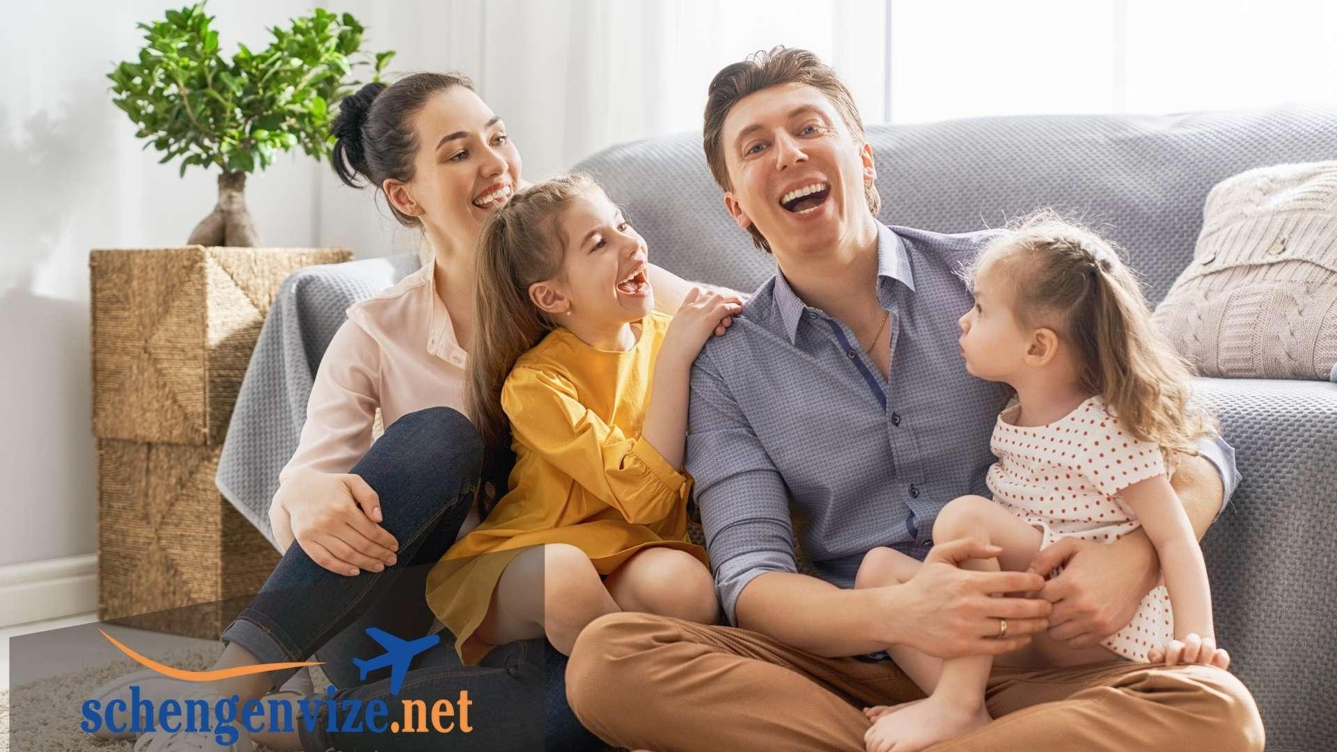 Fransa Aile Birleşimi-Ulusal Vize