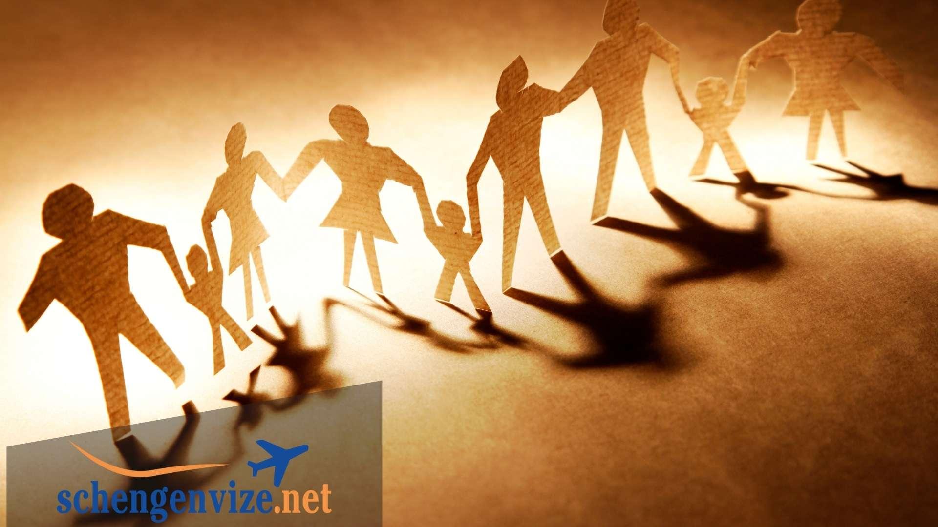 Fransa Aile Birleşimi Vizesi Evrakları