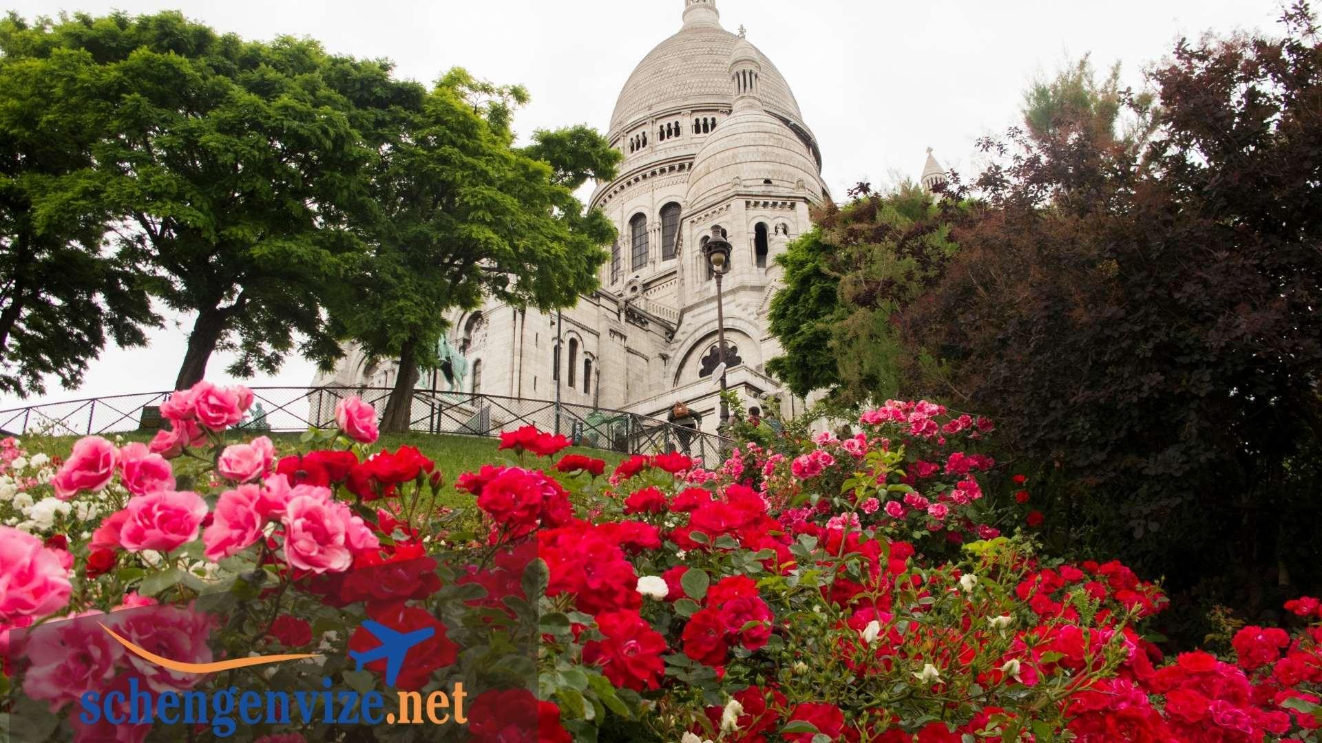 Fransa Aile ve Arkadaş Ziyareti Vizesi Dilekçesi