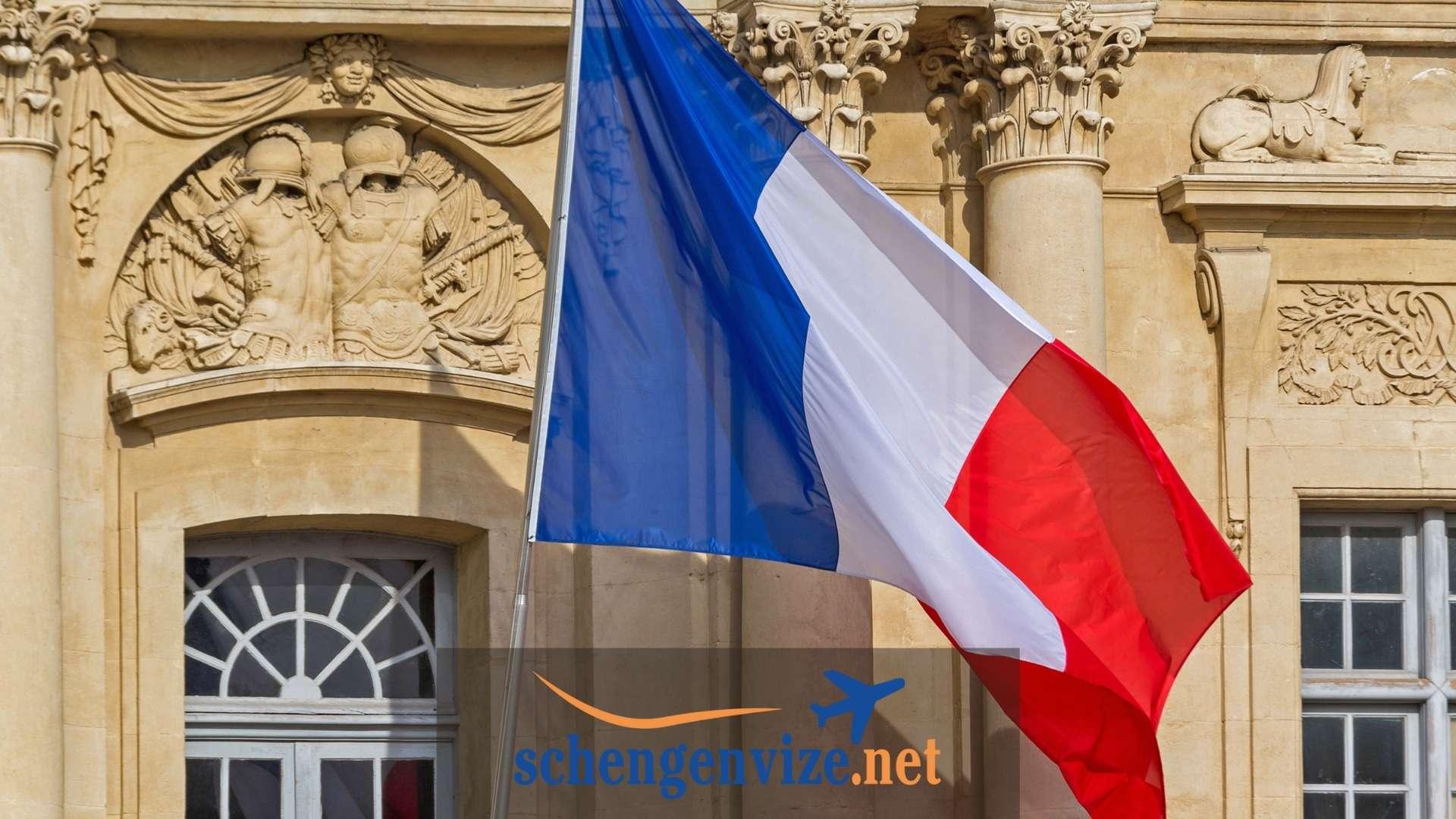 Fransa Bayrağı