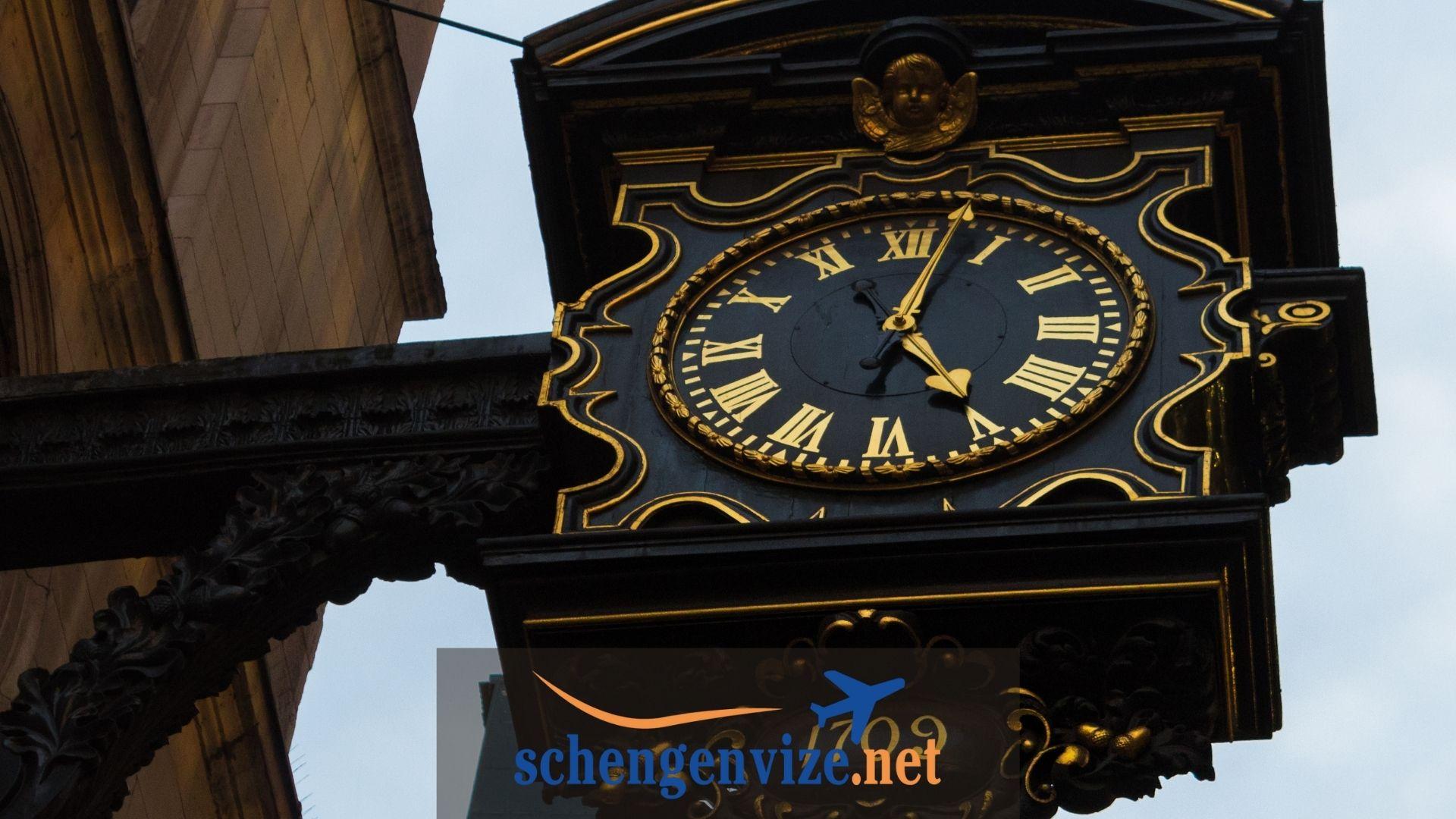 Fransa Saat Kaç