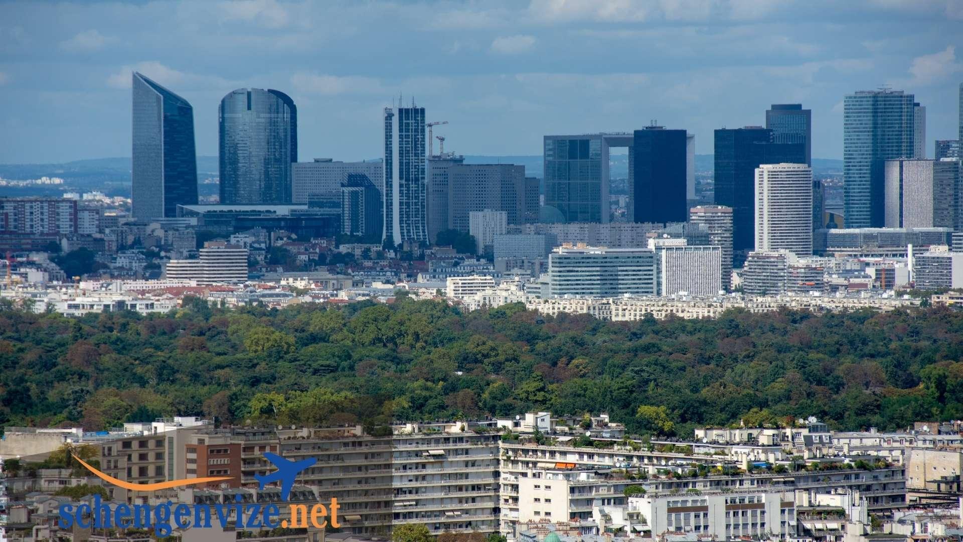 Fransa Ticari Vize Dilekçesi