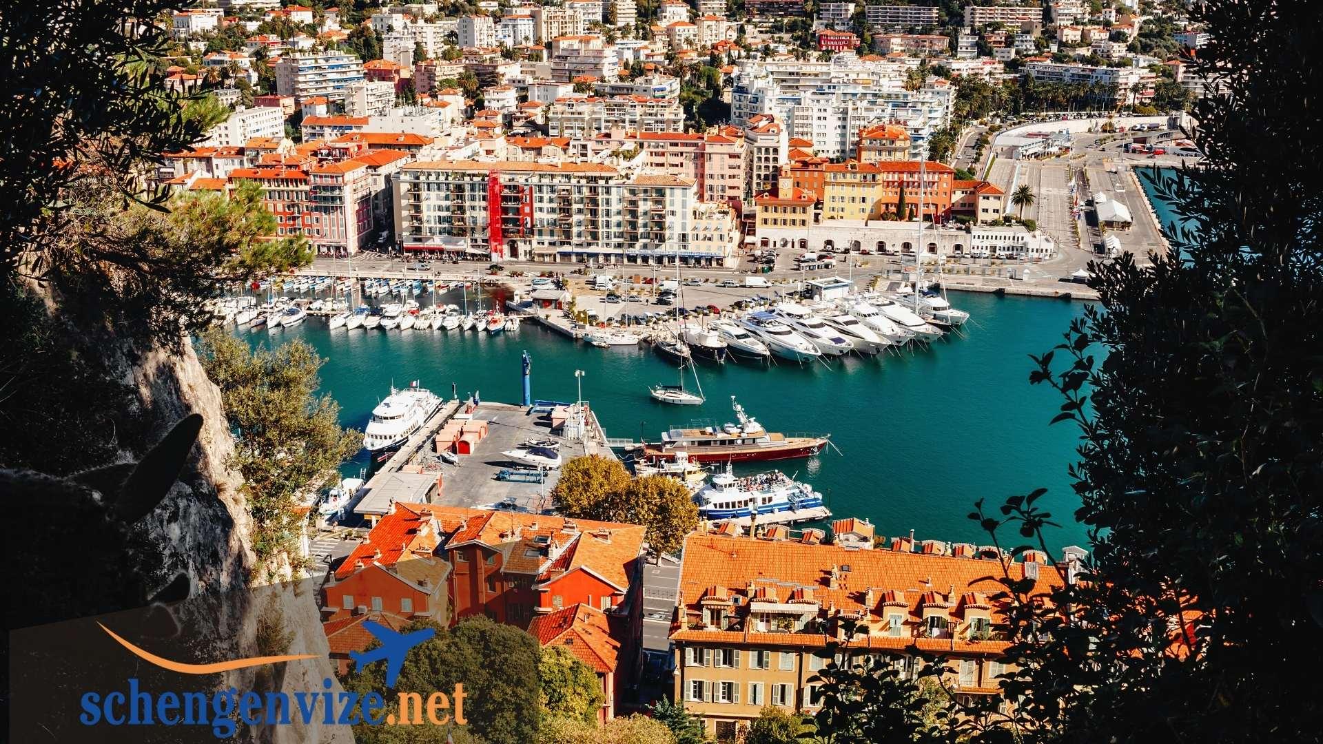 Fransa Turistik Vize Dilekçesi