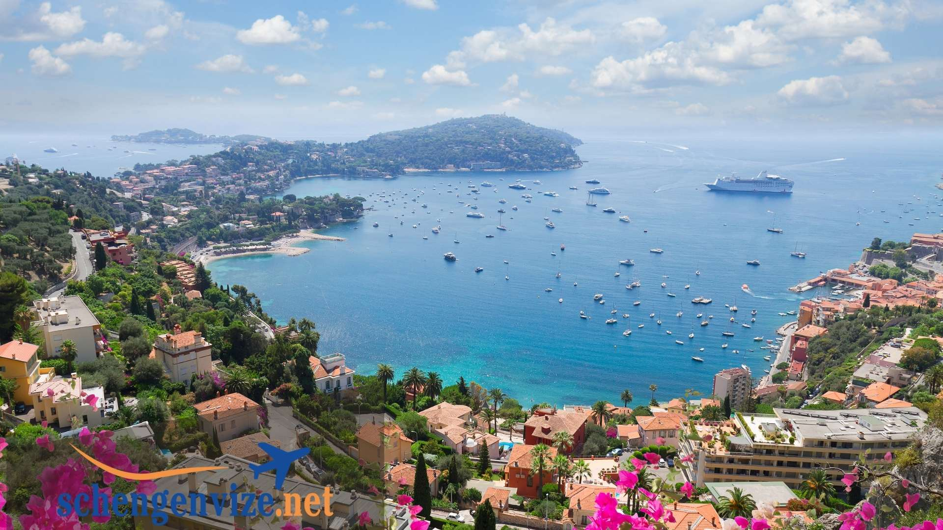 Fransa Turistik Vizesi İçin Gerekli Evraklar